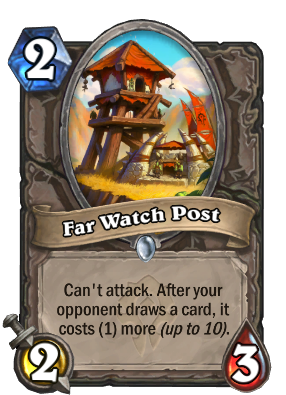 Far Watch Post Card Image
