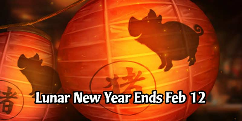 Reminders: Lunar Festival is Going Away on February 12, Last Chance for Dragon Masters Bundle