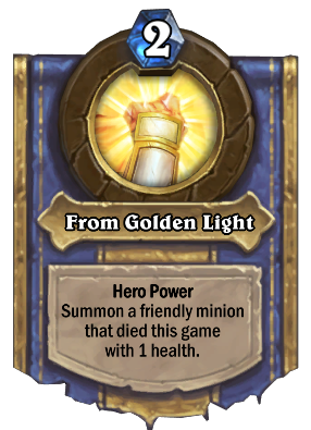 From Golden Light Card Image