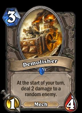 Demolisher Card Image