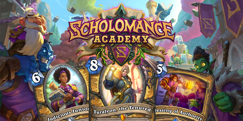 Our Thoughts on Hearthstone's Scholomance Academy Paladin Cards