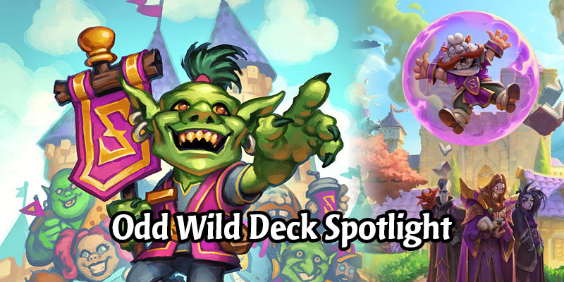 Taking a Tour Through the Oddities of Wild Hearthstone - Scholomance Odd Deckbuilding Spotlight