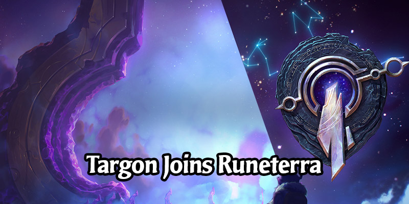 Legends of Runeterra's Next Expansion is Call of the Mountain - Targon Joins as the New Region