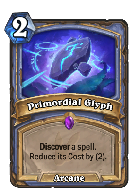 Primordial Glyph Card Image