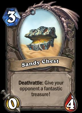 Sandy Chest Card Image