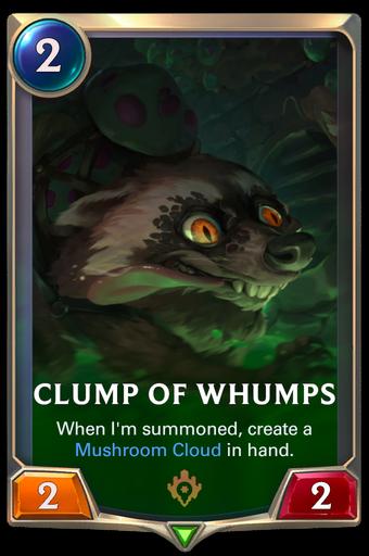 Clump of Whumps Card Image