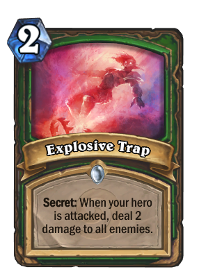 Explosive Trap Card Image