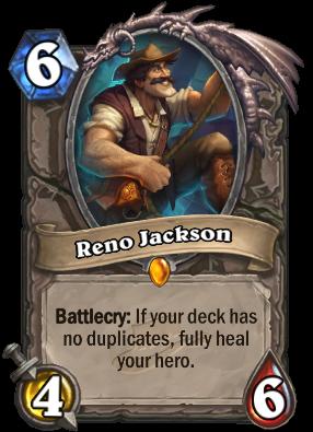 Reno Jackson Card Image