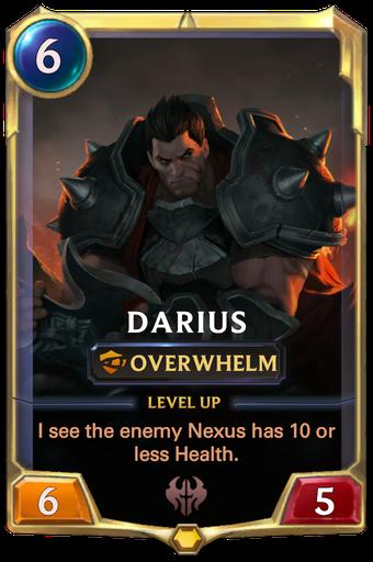 Darius Card Image