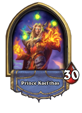 Prince Kael'thas Card Image