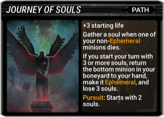 Journey of Souls Card Image