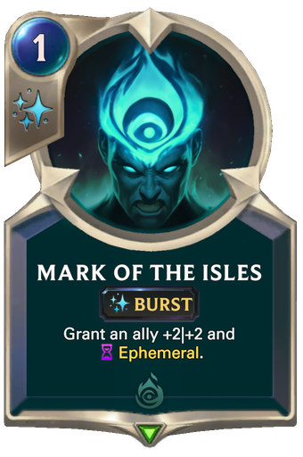 Mark of the Isles Card Image