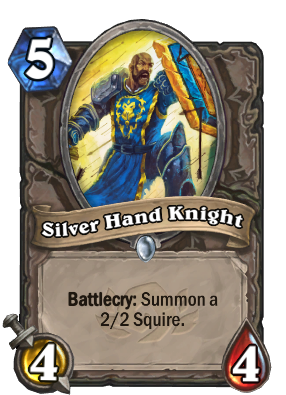 Silver Hand Knight Card Image