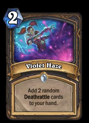 Violet Haze Card Image