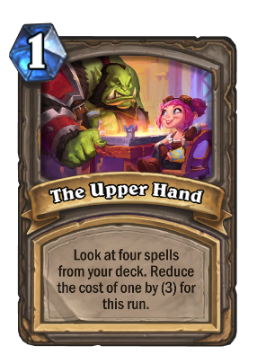 The Upper Hand Card Image