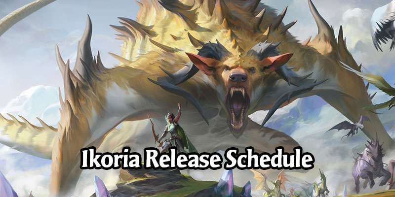 Ikoria: Lair of Behemoths Releases on Magic Arena on April 16, Tabletop Delayed Due to Coronavirus
