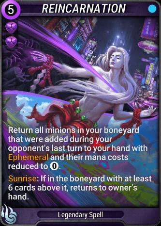 Reincarnation Card Image