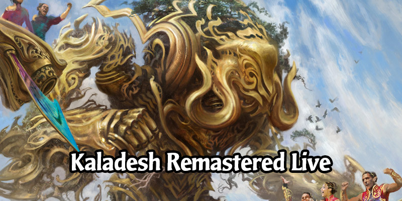 Kaladesh Remastered is Live on MTG Arena - Here's the Patch Notes