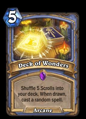 Deck of Wonders Card Image