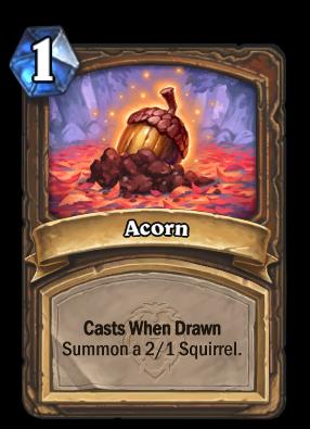 Acorn Card Image
