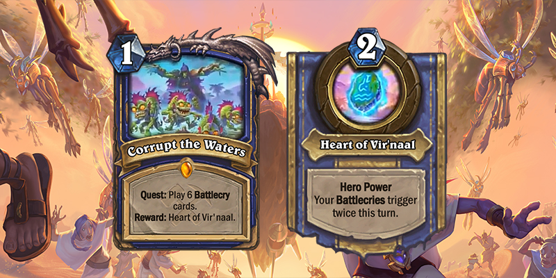 New Shaman Quest Revealed! - Corrupt the Waters