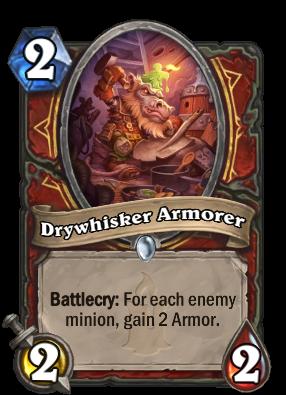 Drywhisker Armorer Card Image
