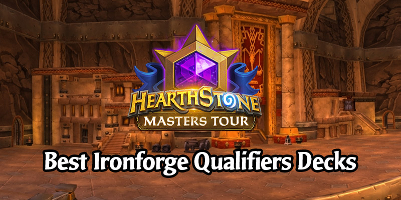 Looking Back at the Most Popular & Impactful Decks Used in the Masters Tour Ironforge Qualifiers