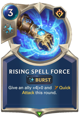 Rising Spell Force Card Image