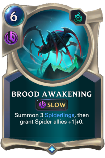Brood Awakening Card Image