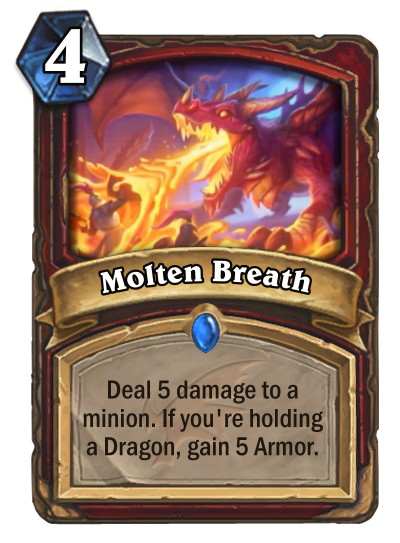 Molten Breath Card Image