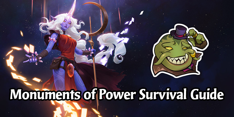 Monuments of Power Launch Survival Guide - Everything You Need to Know & Day 1 Decks to Try