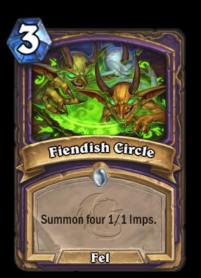 Fiendish Circle Card Image