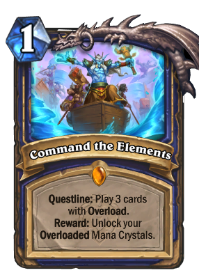 Command the Elements Card Image