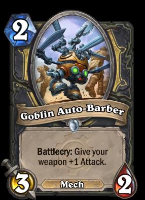 Goblin Auto-Barber Card Image