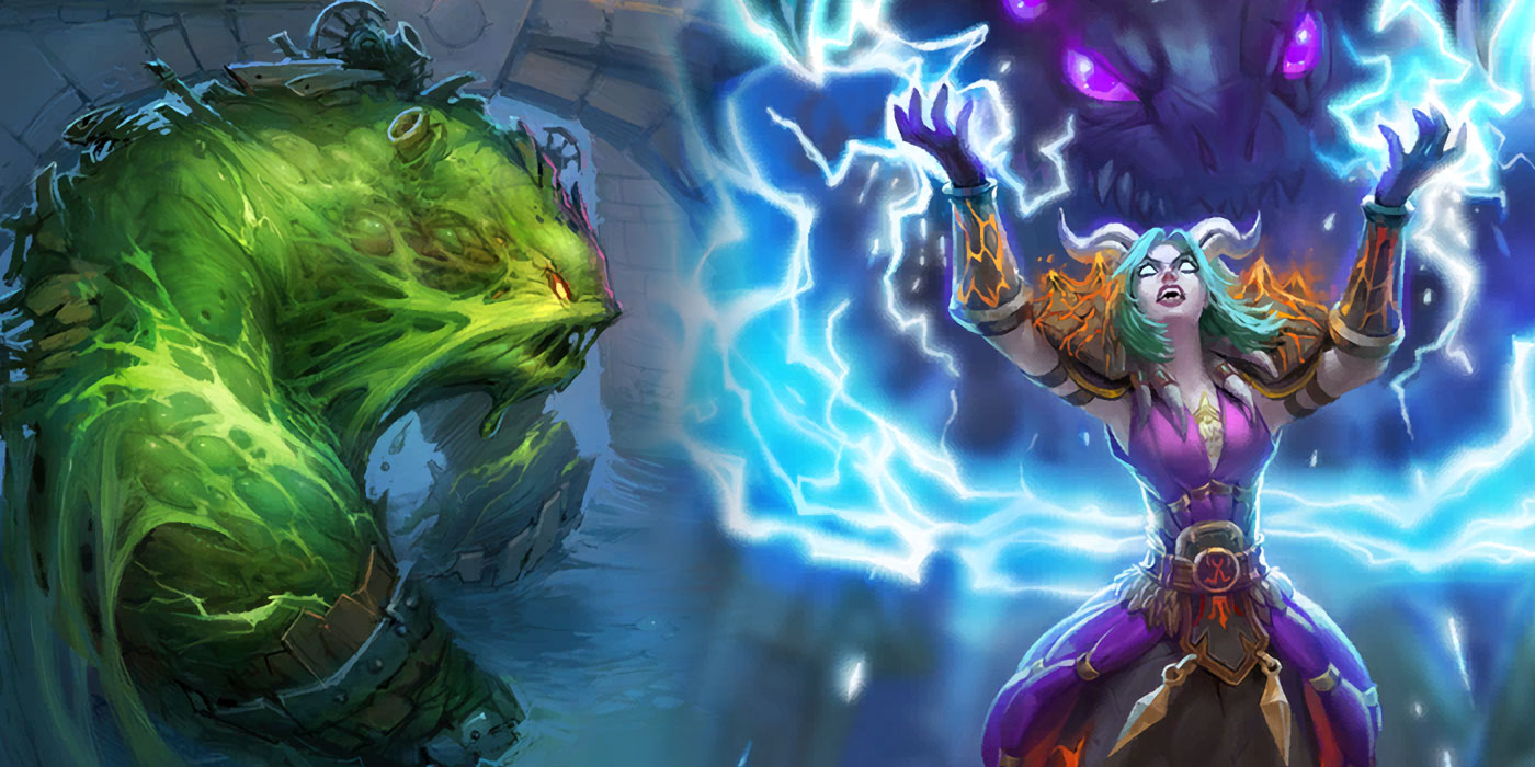 Reviewing Hearthstone's New Shaman Cards Arriving With United in Stormwind