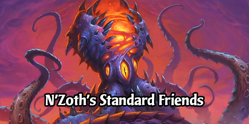 Bringing the Menagerie Home - The Best Standard N'Zoth, God of the Deep Hearthstone Decks