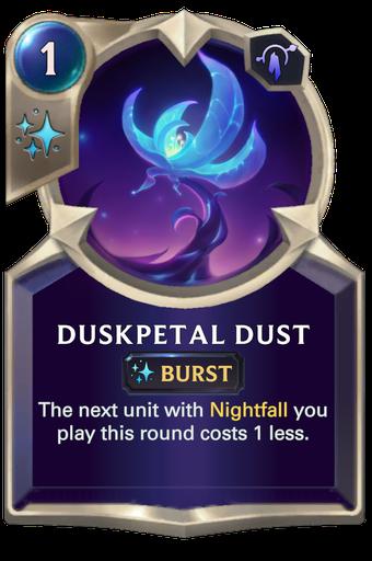 Duskpetal Dust Card Image