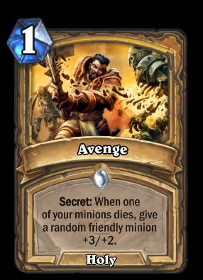 Avenge Card Image