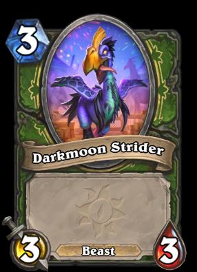 Darkmoon Strider Card Image