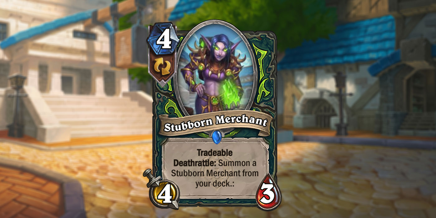 New Demon Hunter Card Revealed for United in Stormwind by Dashen - Persistent Peddler