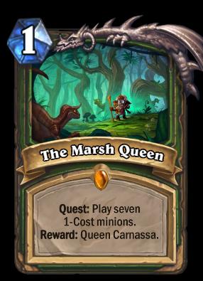The Marsh Queen Card Image