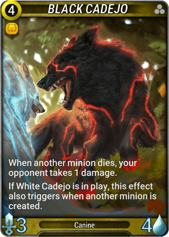 Black Cadejo Card Image