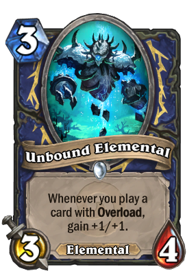 Unbound Elemental Card Image