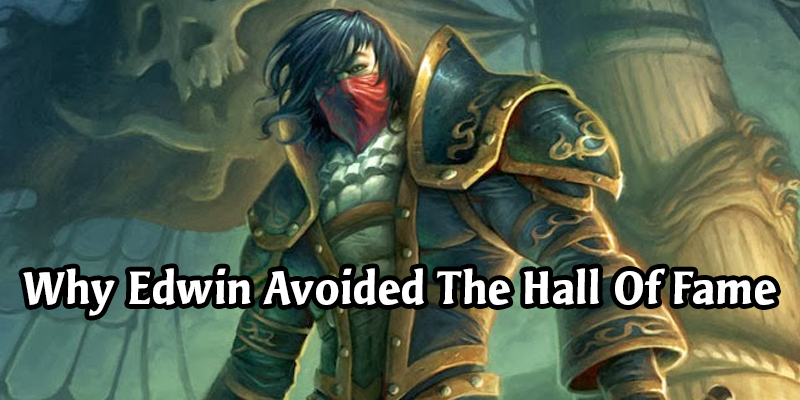 Chadd Nervig Discusses Why Edwin VanCleef Avoided The Hearthstone Hall of Fame This Year