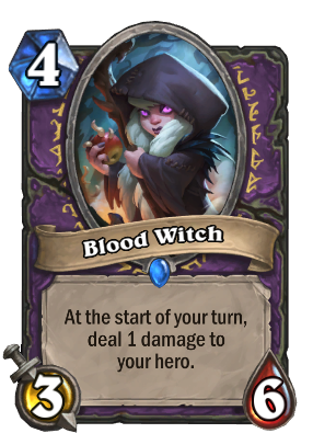 Blood Witch Card Image