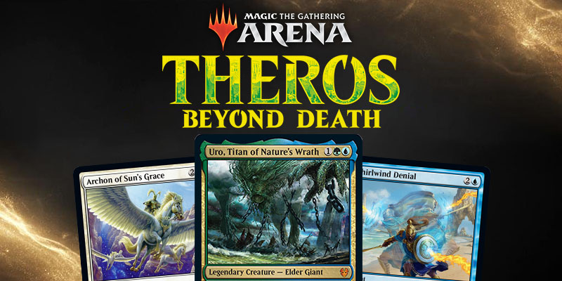 MTG Arena - Theros: Beyond Death Card Spoilers January 6