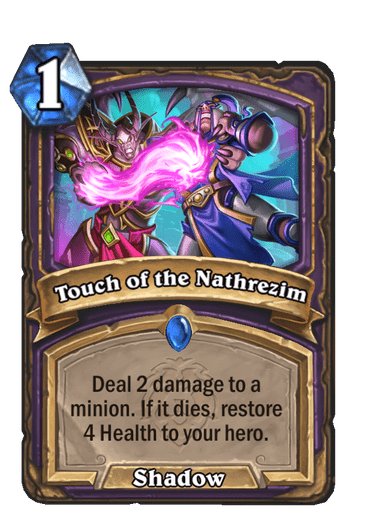 Touch of the Nathrezim Card Image