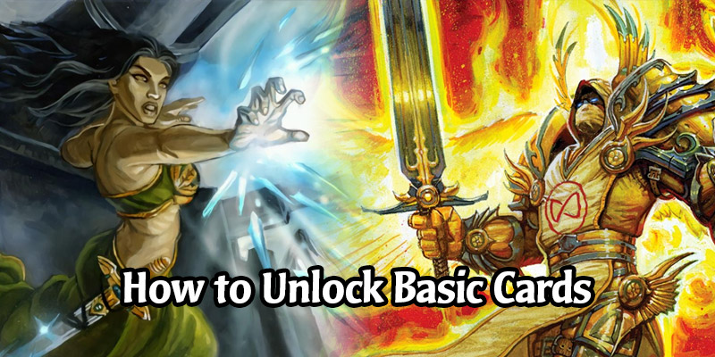 How to Unlock All Basic Cards in Hearthstone