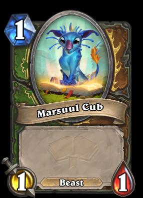 Marsuul Cub Card Image