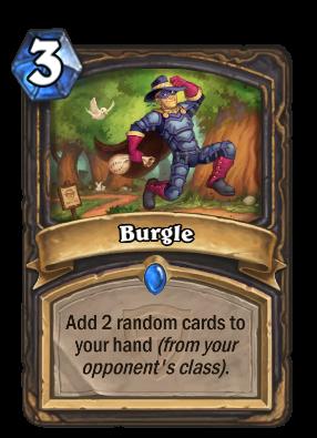Burgle Card Image